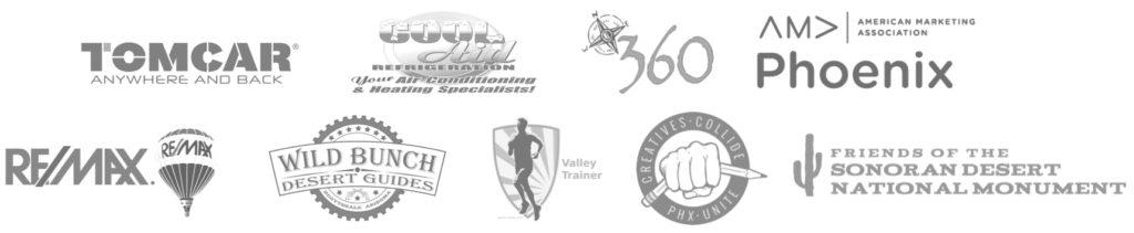 RadPrime client logos
